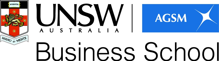 AGSM UNSW Business School